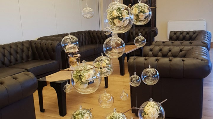 Bulles Showroom Champagne Demière