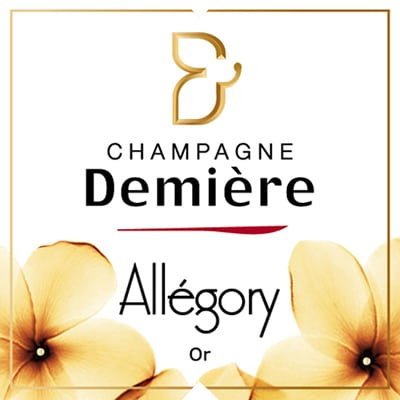 allegoryOr 20 - Champagne Demière